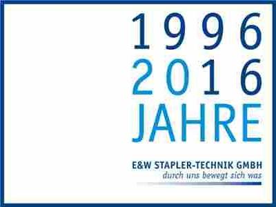 20 - Jahre E&W Stapler Technik GmbH