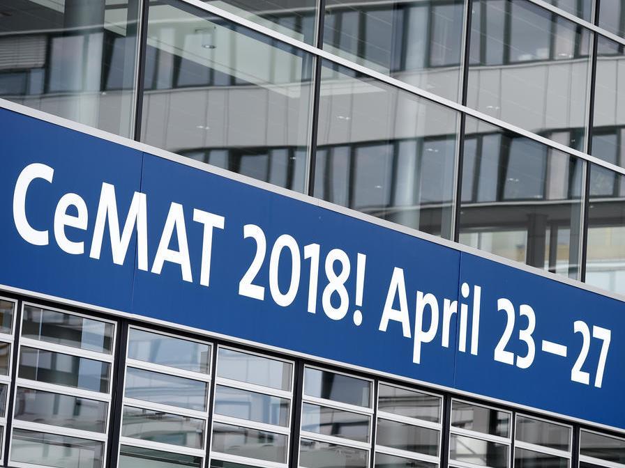 CeMAT 2018: 23.4. – 27.4., 9 – 18 Uhr, Messegelände Hannover