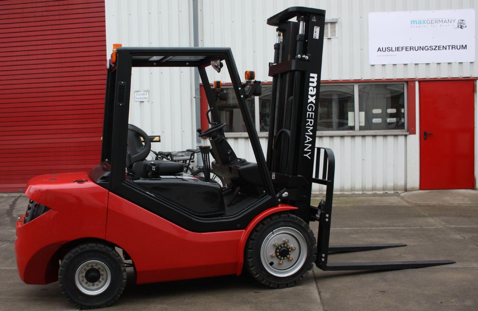 Max Germany Dieselstapler 4t