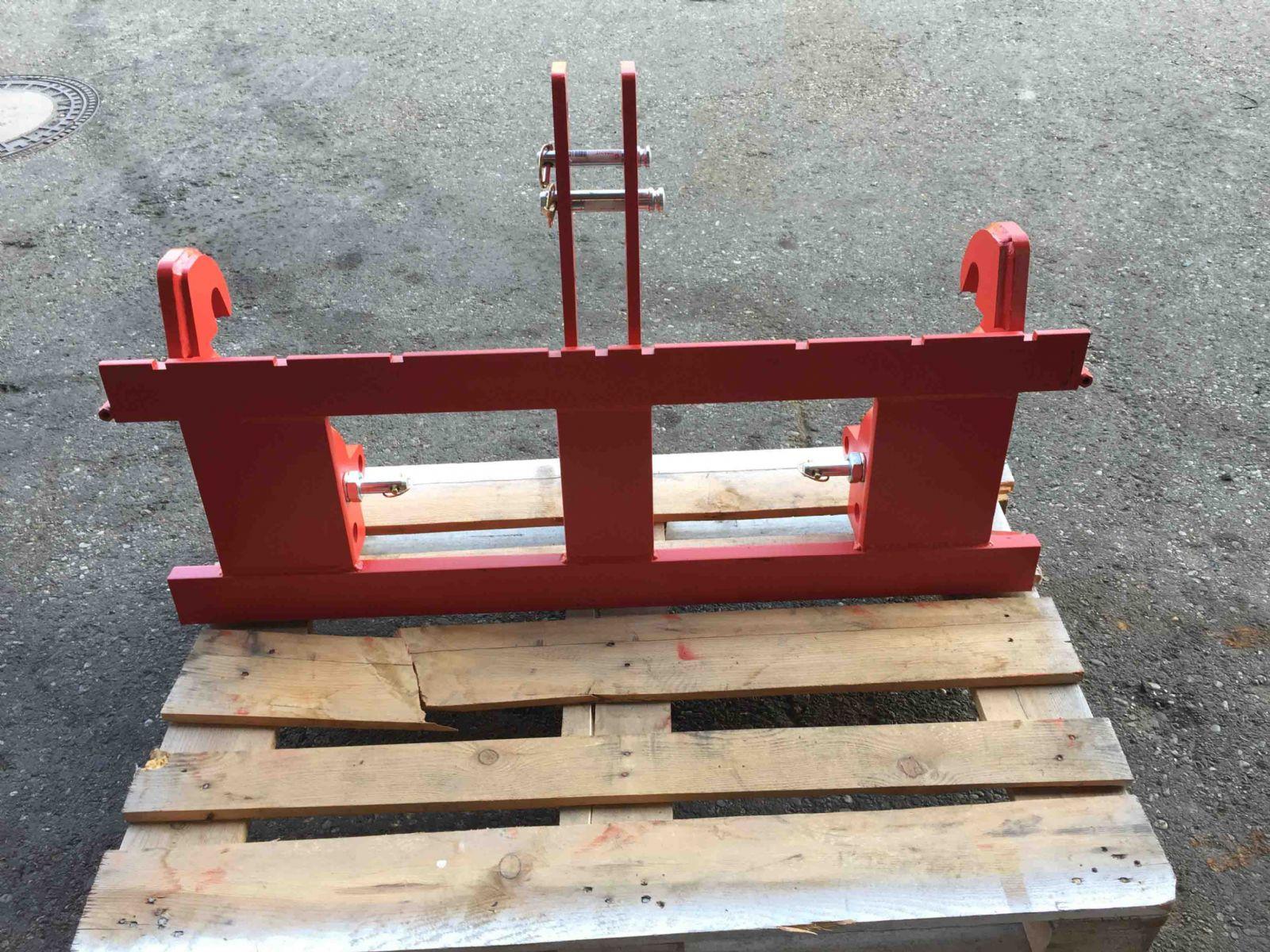 Komb-Gabelträger für Traktor und Baumaschinen