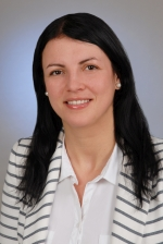 Olga Rudyk Kloz Gabelstapler Fahrerschulung