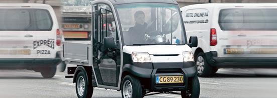 GARIA Elektro-Kompakt-Transporter, neu bei POWERTEC E-Mobility auf www.epowertec.de