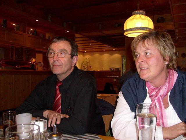 Mathew und Andrea Müller (AM) - 2008