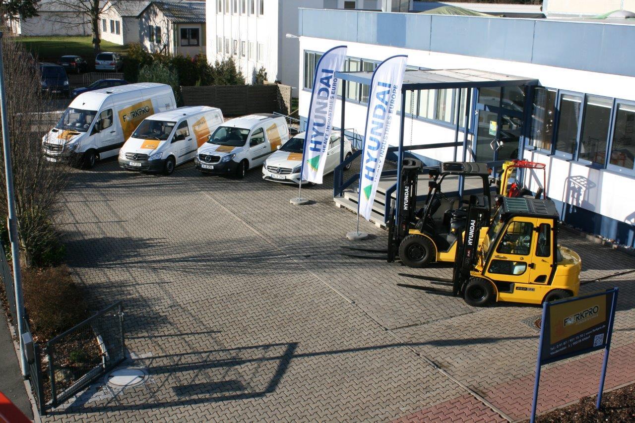 2015 – ForkPro in Altdorf ist HYUNDAI-Distributor