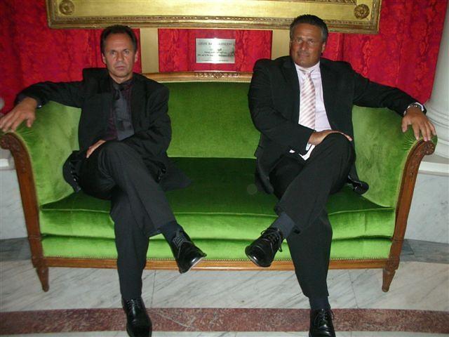 Joschi und der Pate - 2008