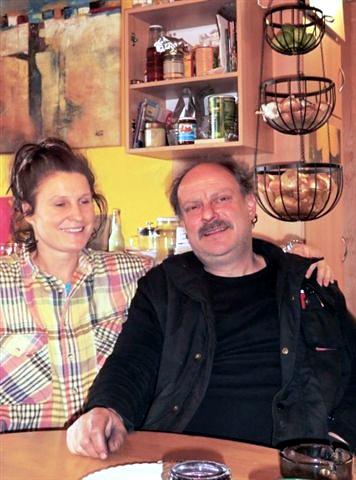 Sigrid Vetter und Dietmar Kademann