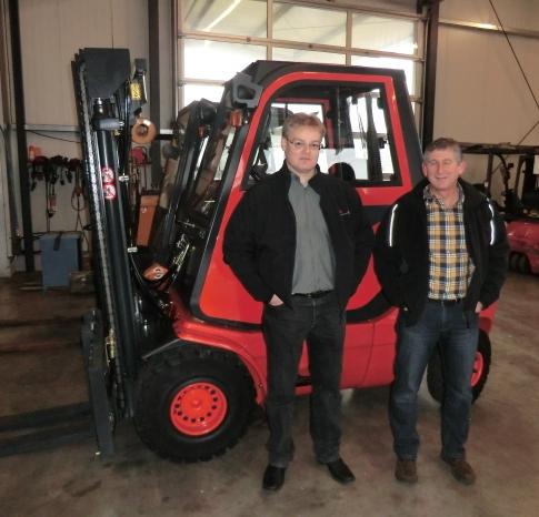 L.Motschmann und R.Fiegl mit neuem H30D-351
