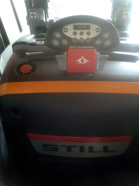 Neugerãt STILL EXD-S 20 ausgeliefert