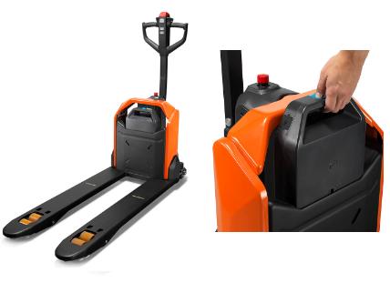 BT Tyro Elektro-Niederhubwagen – kompakte Vielzweck-Tools für das Lager