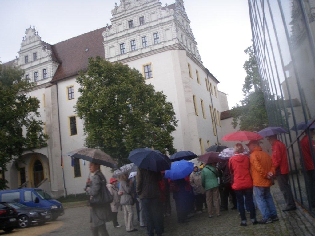 Die Ortenburg in Bautzen
