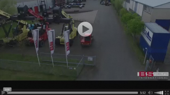 Video images used at CeMAT 2016