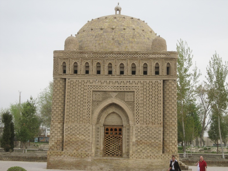 Mausoleum in Buchara