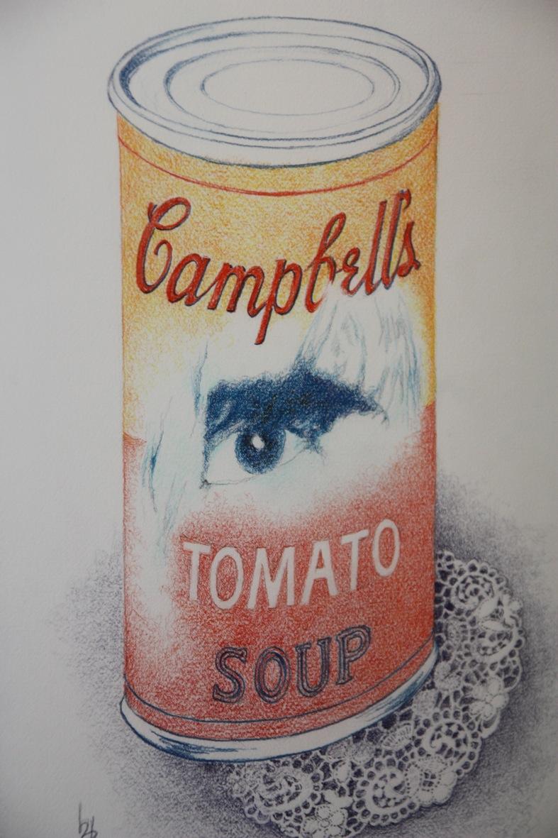 Andy Warhols Auge