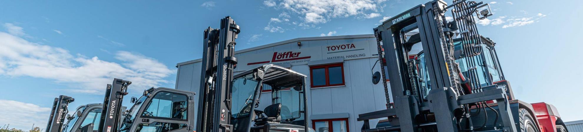 Toyota Stapler & Lagertechnik