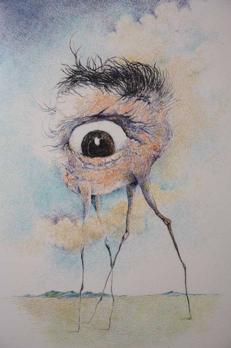 Dalis Auge