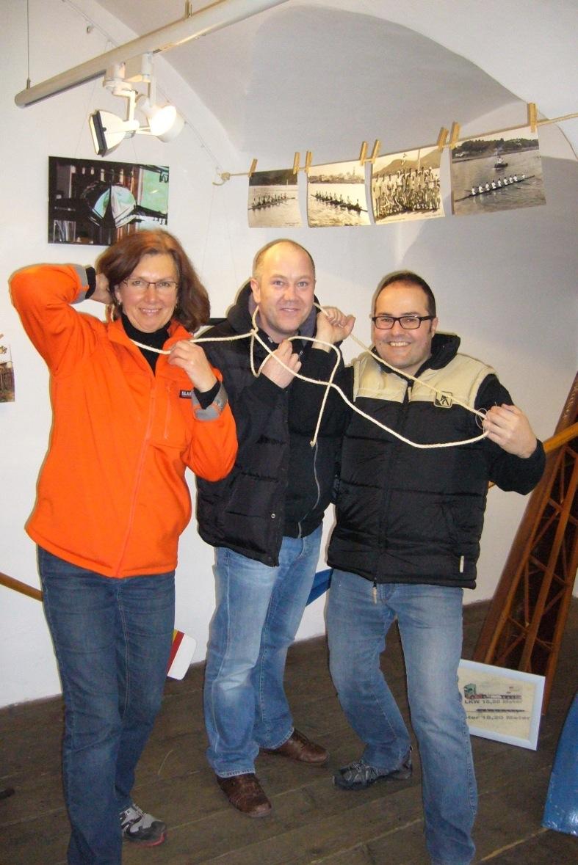 Das Seidl-Aufbauteam (Foto: Seidl)