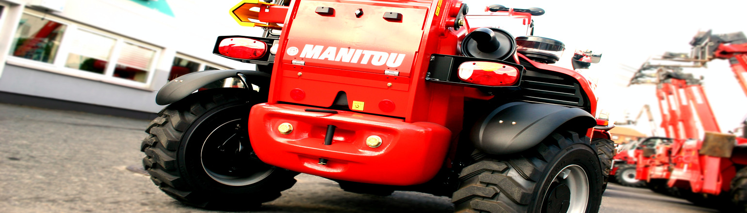 Manitou New Vehicles
