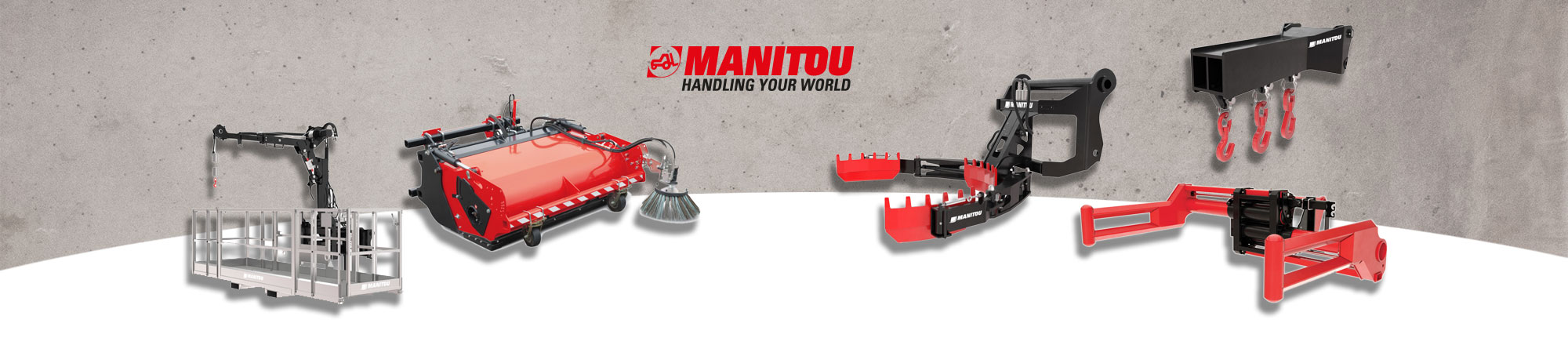 Manitou Attachments