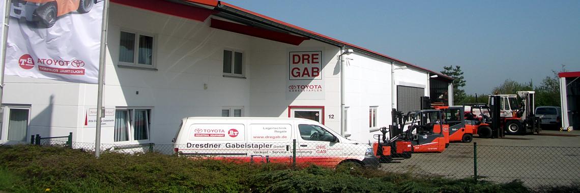 Willkommen bei Dresdner Gabelstapler