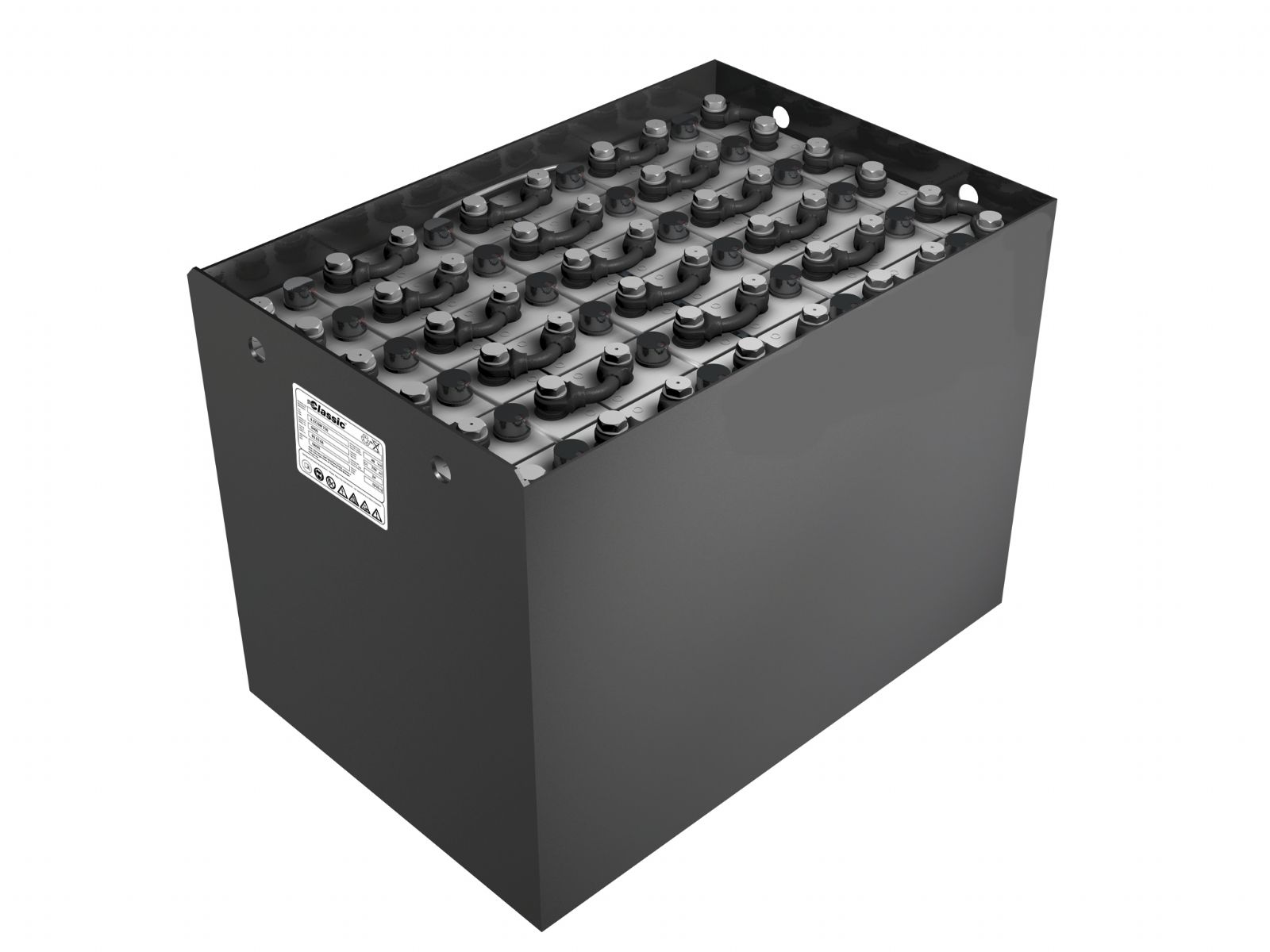 Stapler- /Antriebs-/ Traktions-Batterien bei eo-stapler GmbH