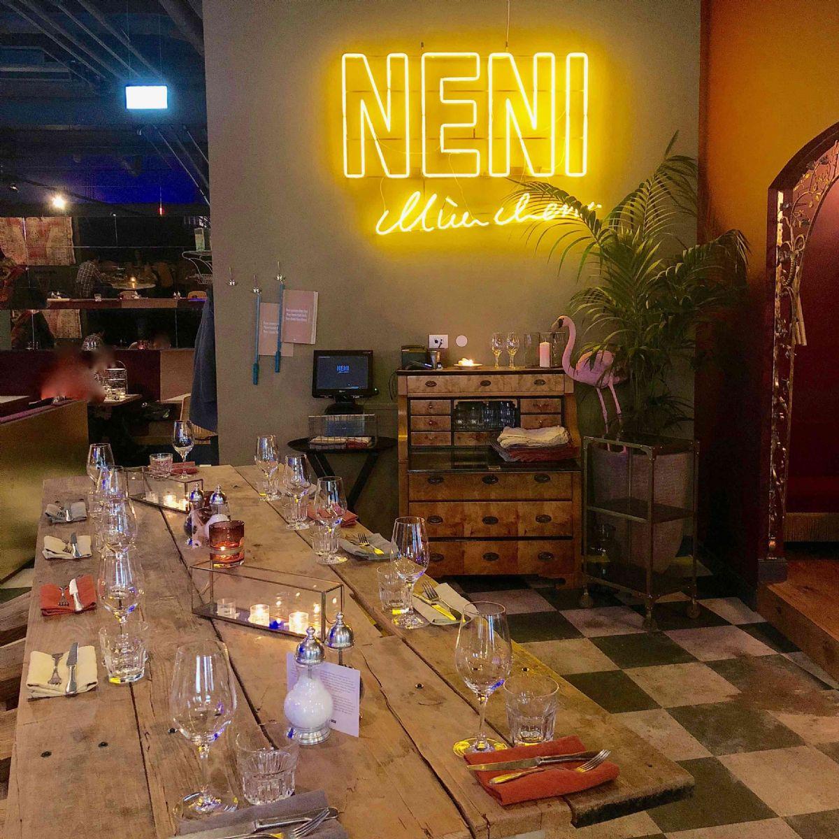 KüchenRock I Neni München I Soul-Food I Kreative Küche