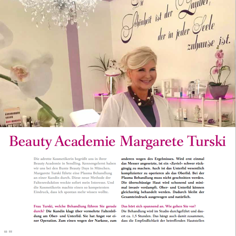 Interview – Margarete Turski