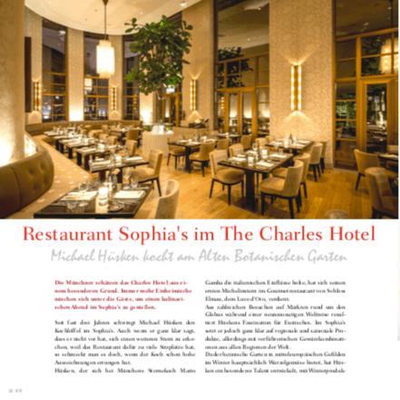 Kulinarik – SOPHIA