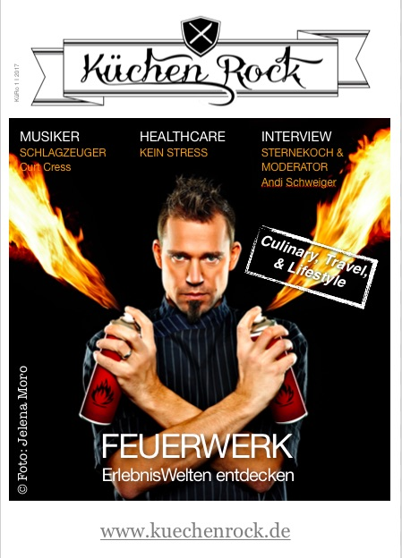 Küchenrock Magazin