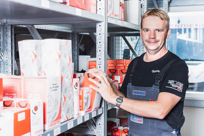 Gebhard Kronemeyer - Lager / Magazin