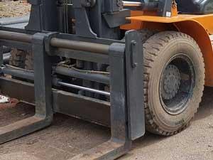 Gabelstapler Flurförderzeuge Reifen Staplerreifen Bandagen