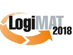 LogiMAT: Neue Messe Stuttgart, 13. - 15.  März 2018, 9 bis 17 Uhr