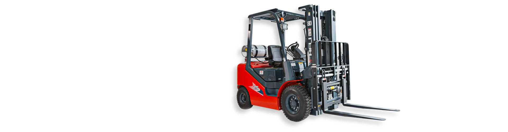 We know everything <br>about forklift trucks